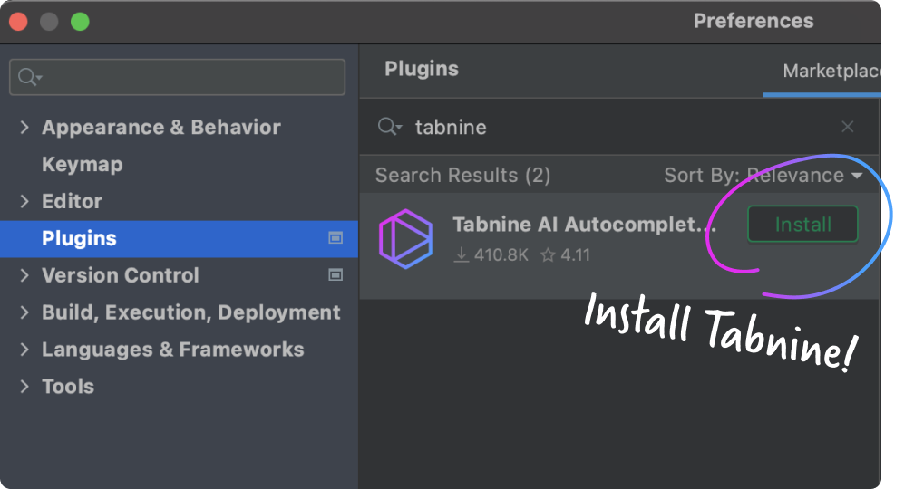 AppCode installation